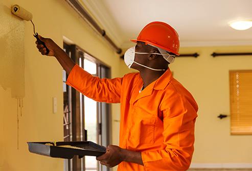 493ss_thinkstock_rf_painter_applying_paint_on_wall